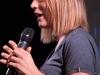 """Joanna-Yulia Wierig und Valentina Sproge präsentierten ihre Arbeit """"Hinter Gittern: Recherchieren und Drehen im Gefängnis"""""""