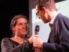 """Christian Dorer (""""Blick"""") im Interview mit Linda von Burg"""